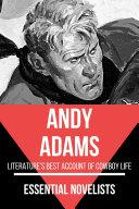 Essential Novelists - Andy Adams Pdf/ePub eBook
