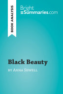 Black Beauty by Anna Sewell (Book Analysis)
