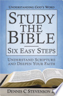 Study the Bible  Six Easy STeps