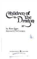 The Children of the Dragon