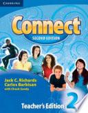"""Connect Level 2 Teacher's Edition"" by Jack C. Richards, Carlos Barbisan, Chuck Sandy"