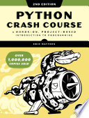 Thumbnail Phyton crash course