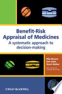 Benefit Risk Appraisal of Medicines Book