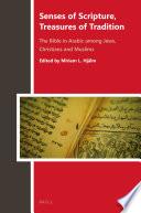 Senses of Scripture, Treasures of Tradition