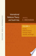International Relations Theory and South Asia  OIP