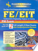 The Best Test Preparation & Review Course FE/EIT Fundamentals of Engineering/engineer-in-training