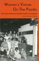 Women S Voices On The Pacific Book