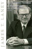 The Academic President as Moral Leader Pdf/ePub eBook