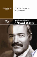 War in Ernest Hemingway's A Farewell to Arms