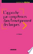 L'approche par compétences dans l'enseignement des langues - Ebook