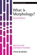 What is Morphology? [Pdf/ePub] eBook