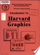 Introduction to Harvard Graphics