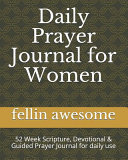 Daily Prayer Journal for Women