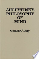 Augustine s Philosophy of Mind