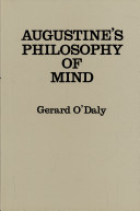 Augustine s Philosophy of Mind