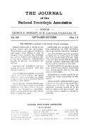Journal of the National Proctologic Association Book