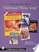 Hollywood Movie Songs  : Collectible Sheet Music