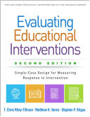 Evaluating Educational Interventions  Second Edition