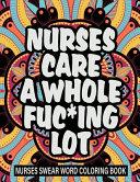 Nurses Care a Whole Fuc ing Lot