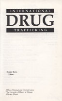 International drug trafficking