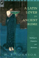 Pdf A Latin Lover in Ancient Rome