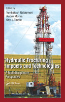 Hydraulic Fracturing Impacts and Technologies