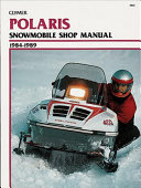 Clymer Polaris Snowmobile 1984-1989: Service, Repair, Maintenance