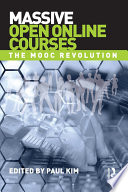 Massive Open Online Courses Book
