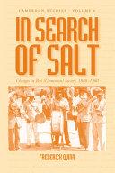 In Search of Salt Pdf/ePub eBook
