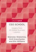 CEO School ebook