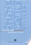 Estadísticas sanitarias mundiales 2005