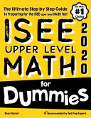 ISEE Upper Level Math for Dummies