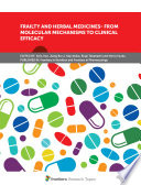 Frailty and Herbal Medicines  From Molecular Mechanisms to Clinical Efficacy Book