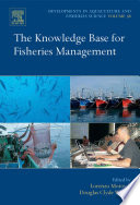 The Knowledge Base for Fisheries Management Book