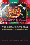 The Restaurants Book