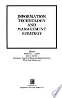 Information technology and management strategy