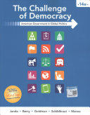 The Challenge of Democracy Book