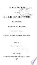 Mémoirs du duc Rovigo Pdf/ePub eBook