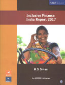 Inclusive Finance India Report 2017