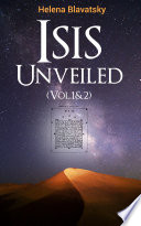 Isis Unveiled Vol 1 2