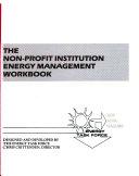 The Non profit Institution Energy Management Workbook