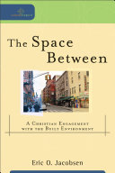 The Space Between (Cultural Exegesis)