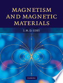 Magnetism And Magnetic Materials Book PDF
