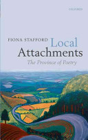 Local Attachments: The Province of Poetry