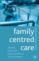 Cover of Family Centred Care