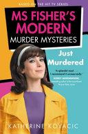 Just Murdered Book