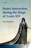 Status Interaction During the Reign of Louis XIV Pdf/ePub eBook