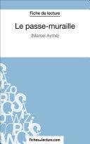 Pdf Le passe-muraille Telecharger