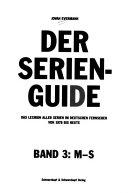 Der Serien-Guide