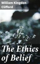 The Ethics of Belief [Pdf/ePub] eBook